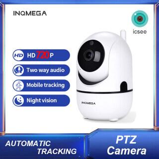 Camera IP INQMEGA CCTV Ứng Dụng Icsee Kết Nối Với Điện Thoại Di Động Camera Wifi CCTV An Ninh Gia Đình Thông Minh Không Dây Đám Mây HD 1080P thumbnail