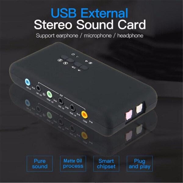 Bảng giá CSPP USB2.0 Card Âm Thanh, Thêm Trên Thẻ, Cmi-6206 Hỗ Trợ Mở Rộng Cáp Từ Xa Đánh Thức Phong Vũ