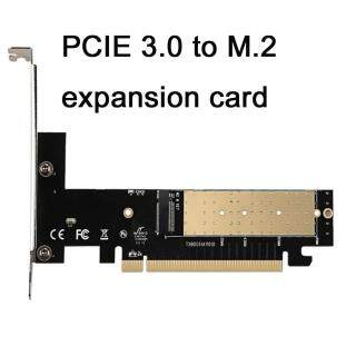 Bộ Chuyển Đổi M.2 NVMe SSD NGFF Sang PCIE X16 Thẻ Giao Diện Phím M Suppor PCI Express 3.0, Cho Kích Thước 2230-2242-2260-2280 thumbnail