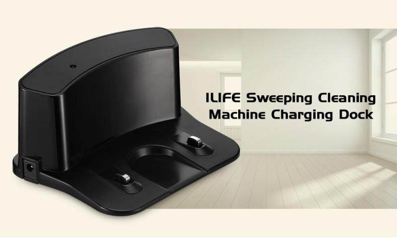 ILIFE Sweeping Cleaning Machine Charging Dock for V5S Pro Vacuum Cleaner Singapore