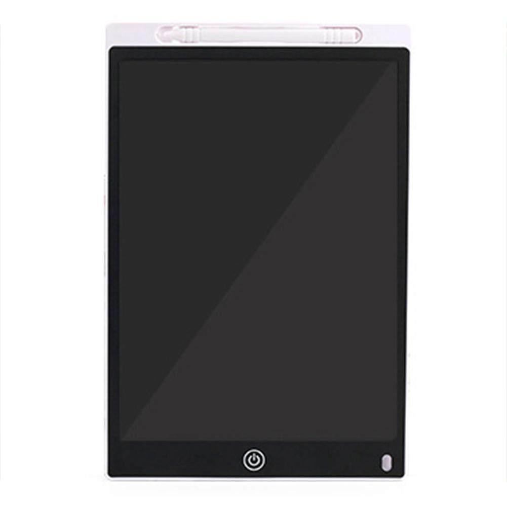 Vẽ Viên 12 inch LCD Bảng Viết Trẻ Em Đầu Bảng Gỗ Giáo Dục