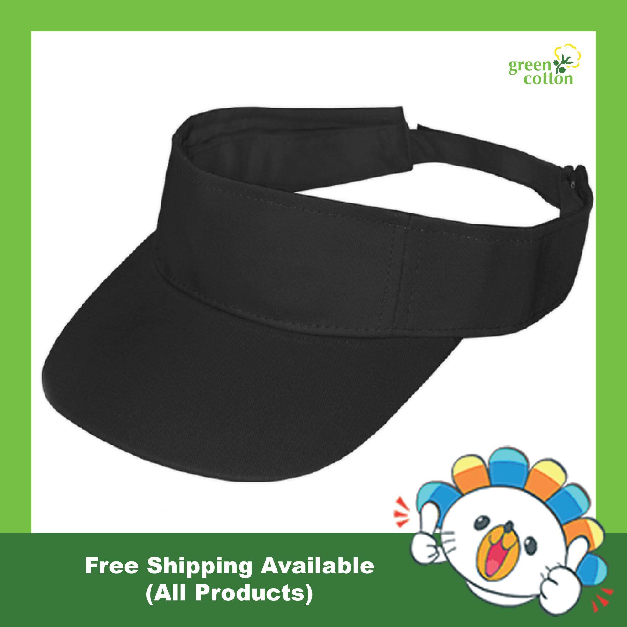 97feac7d1b2e Best Seller Cotton Twill Quality Men's Ladies Outdoor Summer Cap Sunvisor  Hat UV Protection One Size