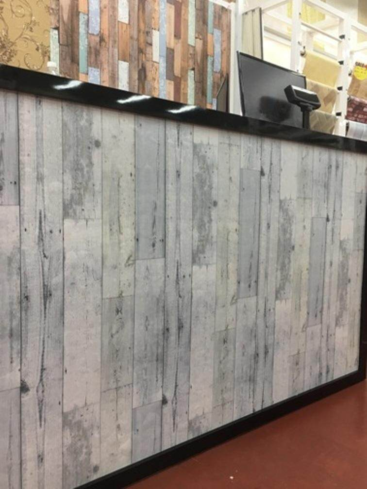 Natural Decorative Wood Panel Wallpaper (Made In Korea) - Stocks Clearance