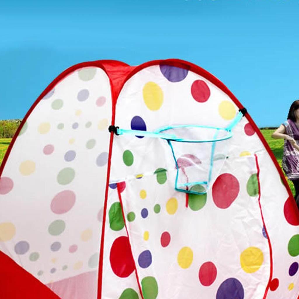 Coupon Khuyến Mại BolehDeals Trẻ Em Nhà Chơi Bóng Hố Lều Chơi Vui Vẻ Bóng Chụp Hình Giỏ Đựng Đồ Chơi Trẻ Em