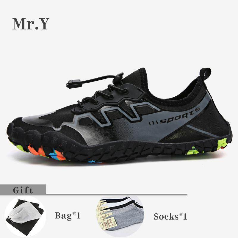 de1926eecfa2 Mr.Y 35-47 Men Women Summer Waterproof Outdoor Hiking Shoes Sports Shoes  Water Shoes