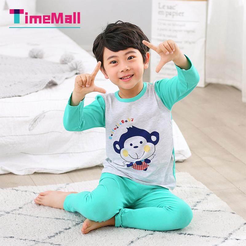 Boys Girls Pyjamas Kids Toddler Baby Childrens Pyjama Set 1-5 Years
