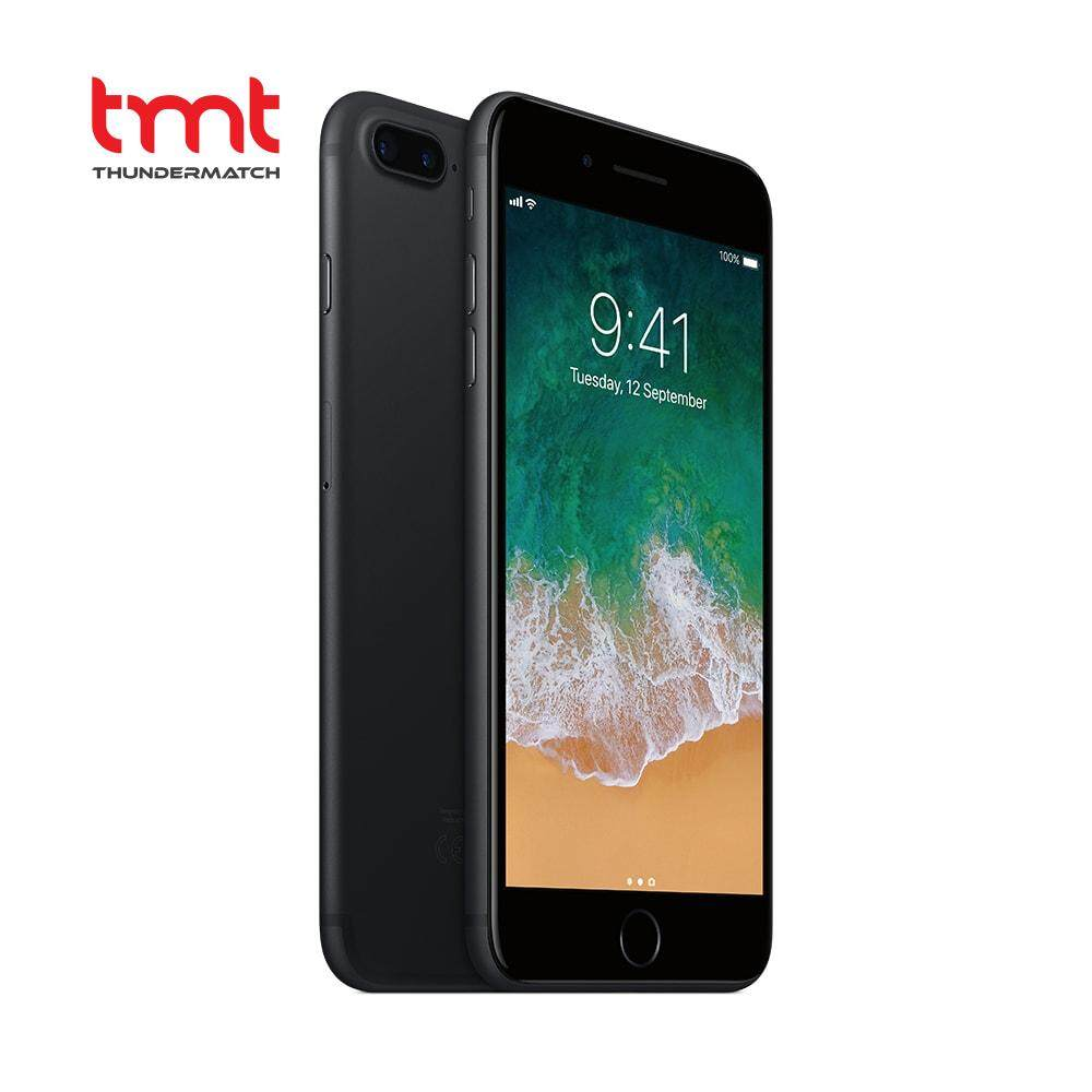 Apple iPhone 7 Plus 128GB MN4M2MY/A Malaysia Set - Black