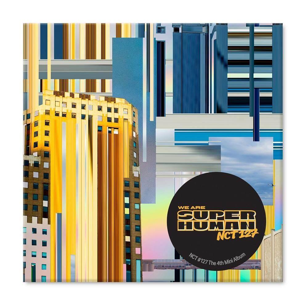 [KIHNO Album] NCT 127 - NCT #127 WE are Superhuman KIHNO KIT+Double Side Extra Photocards Set