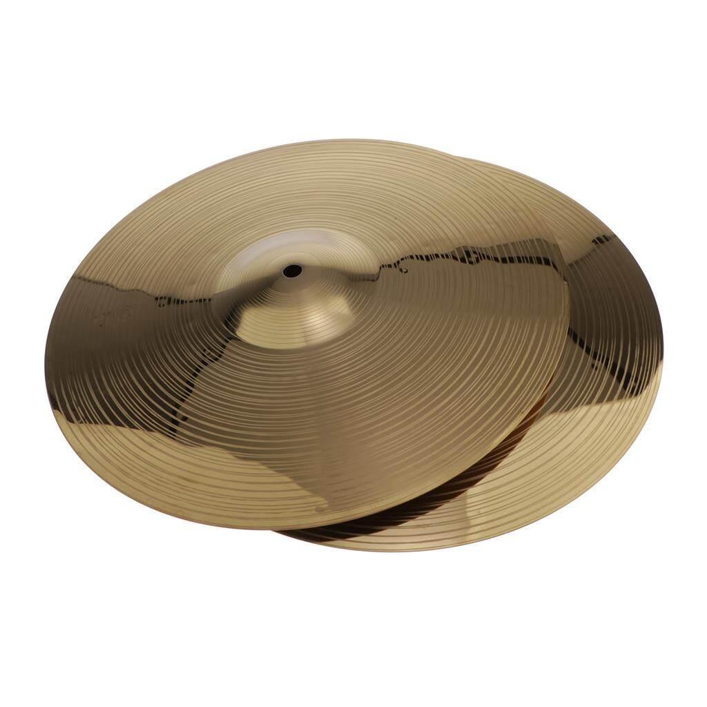 Baoblade 2 PC Tinh Tế Bằng Đồng Splash Vụ Tai Nạn Hi Mũ Trống Kiêm Bộ Trống Jazz Drum Phần 14