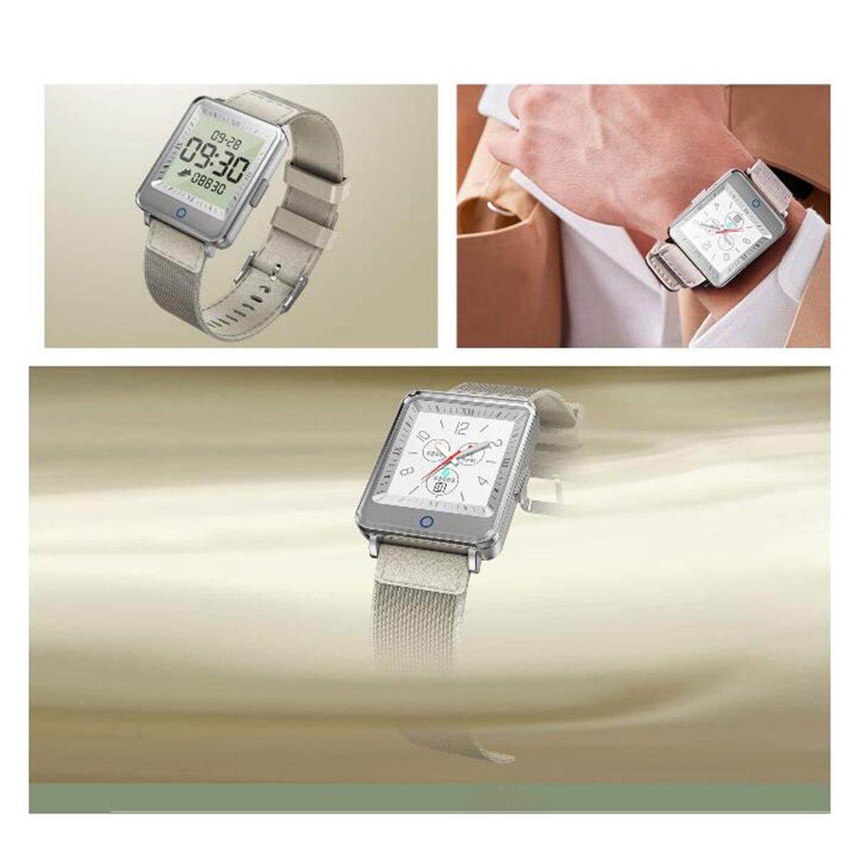 Crazy Deal Business Style Designed For Business People V16 Dual-screen Smart Bracelet