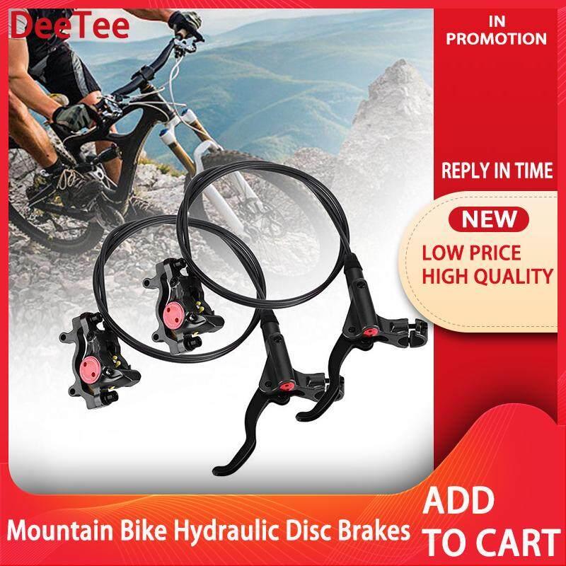 ZOOM MTB Bike Hydraulic Disc Brake Front Rear Disc Brake Set Caliper Brake Lever