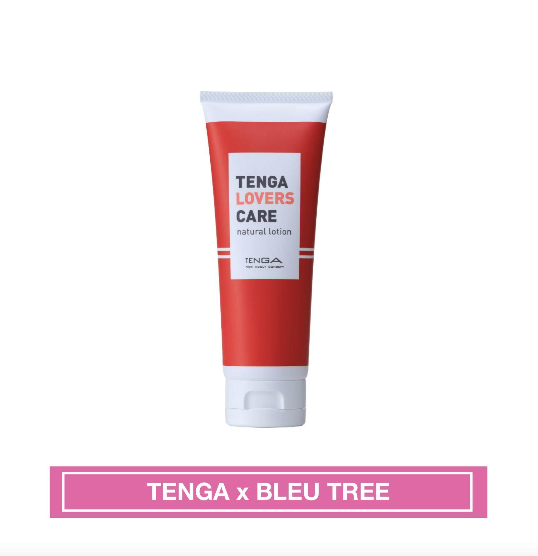 TENGA - Lovers Care Natural Lotion [120ml]