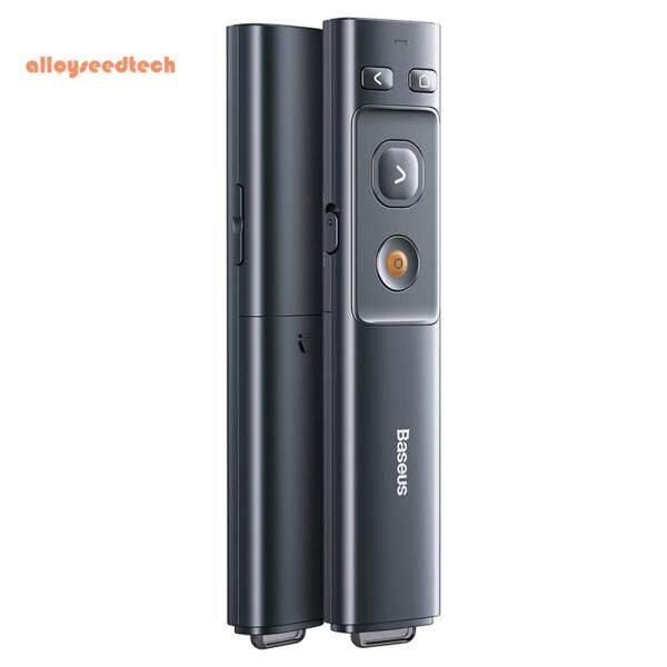 Baseus Orange Dot RF 2.4GHz 328ft Range Wireless Presentation Presenter