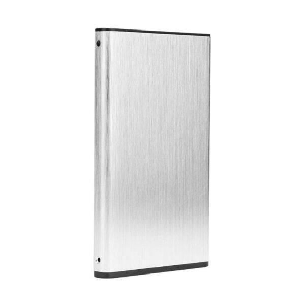 Bảng giá Hctk Nhôm Hợp Kim 2.5 Inch HDD Vỏ Đựng Ổ SSD SATA Để USB 3.0 Adapter Vỏ Bọc Ổ Cứng Hộp Bìa Cho Windows Mac Hệ Điều Hành Phong Vũ