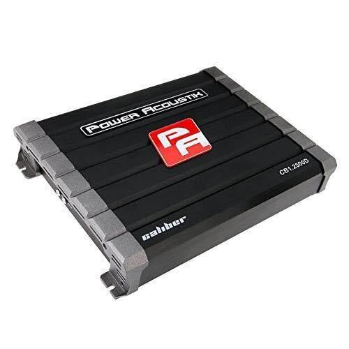 Power Acoustik CB1-8000D 8000W Class D Amplifier
