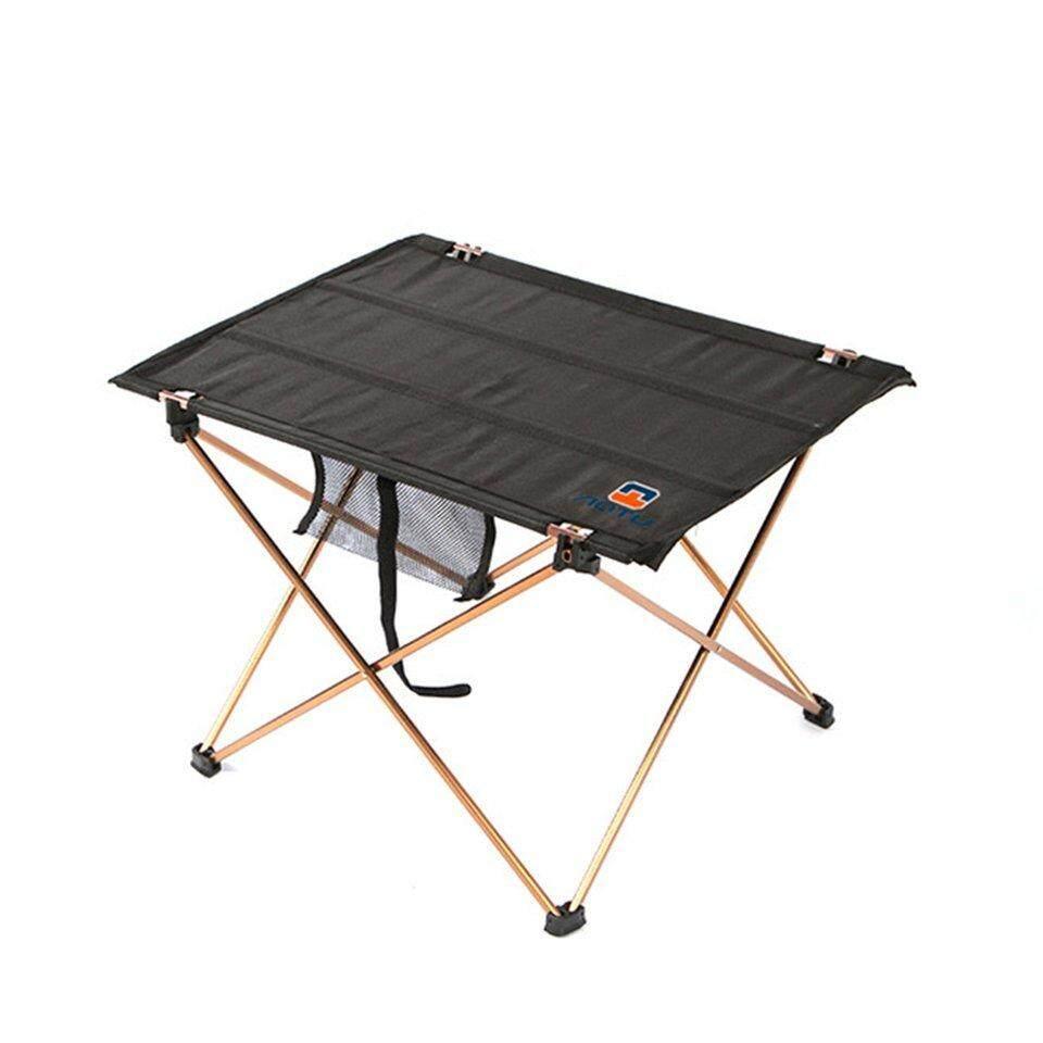 ผู้ขายที่ดีที่สุดโต๊ะพับแบบพกพาอลูมิเนียมอัลลอยด์ปิกนิกโต๊ะบาร์บีคิวสำหรับกลางแจ้ง By Beau-Store512.