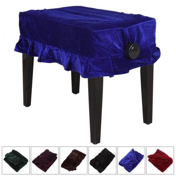 Tấm Bọc Bảo Vệ Chống Bụi Ghế Đơn Đàn Piano Nhiều Màu Bền Chất Liệu Mềm 55X35Cm Tấm Phủ, Ghế Cho Một Người Đàn Piano