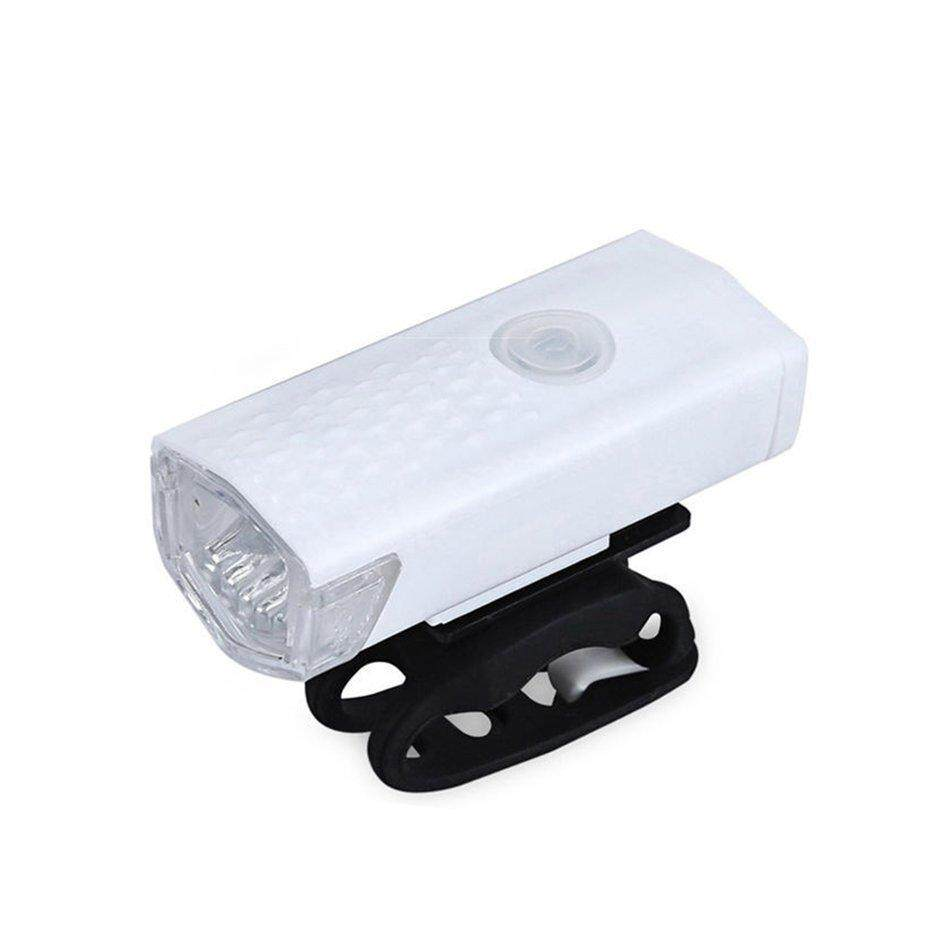 Fcu Led Usb Bike Front Light Waterproof Bike Headlight For Cycling Flashlight By Fullcareyou.