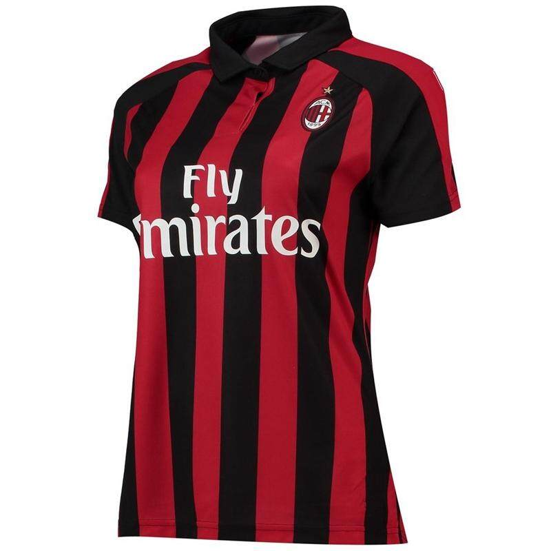 Malaysia. Top Quality Women AC Milan Home and Away and 3rd Football Jersey  Soccer Jersi training Shirt 8325c338c