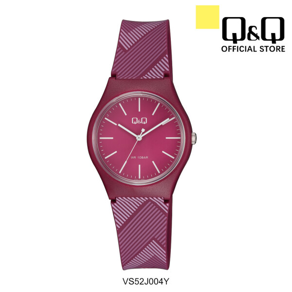 Q&Q Japan by Citizen VS52 Unisex Fashion Resin Watch Malaysia
