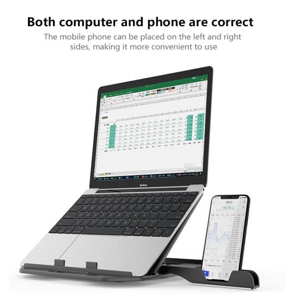Bảng giá Đế Gập Điện Thoại Perkoetfg 2020 Cho Macbook Lenovo Giá Đỡ Điện Thoại Xoay 360 Độ Cho Macbook Lenovo Notebook Phong Vũ