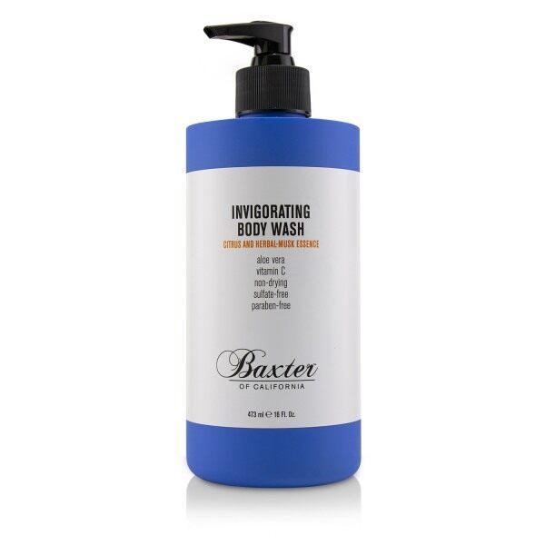 Buy BAXTER OF CALIFORNIA - Invigorating Body Wash - Citrus And Herbal-Musk Essence 473ml/16oz Singapore