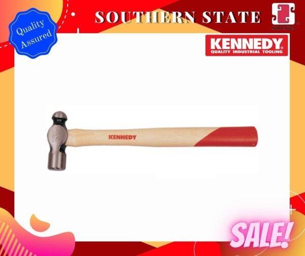 KENNEDY 1/4lb THRU 2 1/2lb BALL PEIN HAMMER, HICKORY HANDLE KEN-525-2020K THRU KEN-525-2250K