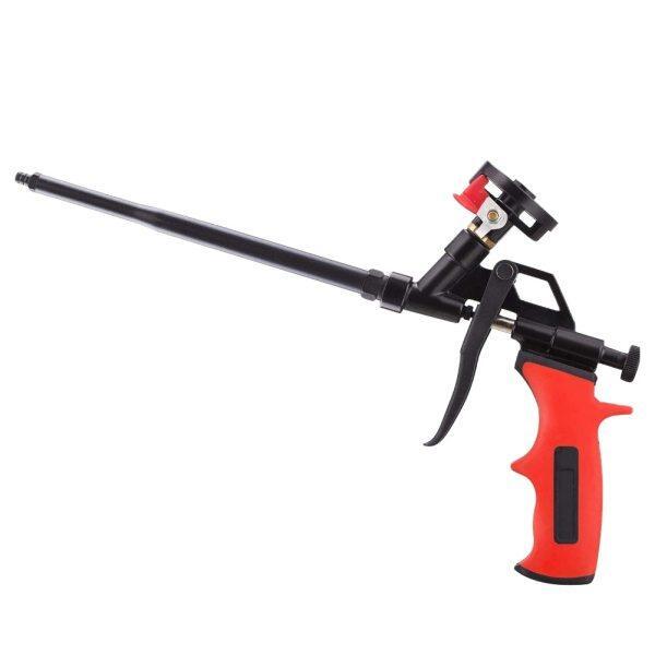Applicator Easy Clean Construction Tool Ergonomic Handle Caulking Professional Aluminum Foam Sprayer Heavy Duty PU Expanding