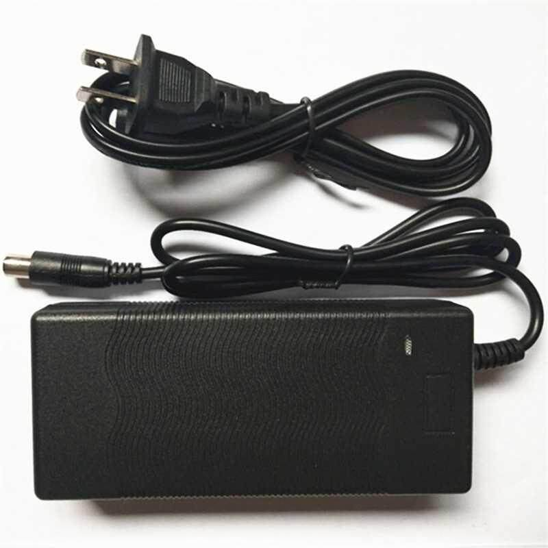Battery Charger for Xiaomi M365 Ninebot ES1 ES2 ES4 (Black)