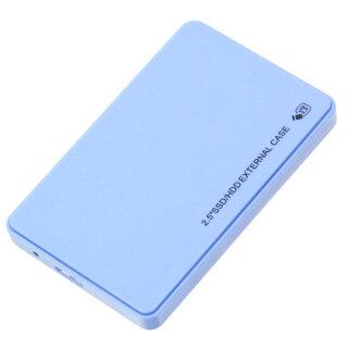 Zhanxing98531 Hộp Đựng Ổ Cứng SSD 2.5Inch USB 3.0 Hộp Đĩa Cứng Di Động 5Gbps Cho Máy Tính Xách Tay thumbnail