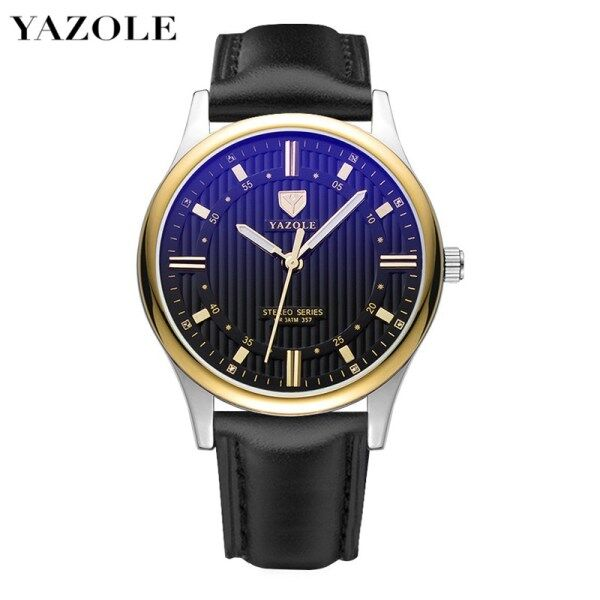 YAZOLE 357 Top Luxury Brand Watch For Man Fashion Sports Men Quartz Watches Trend Wristwatch Gift For Male jam tangan lelaki Malaysia