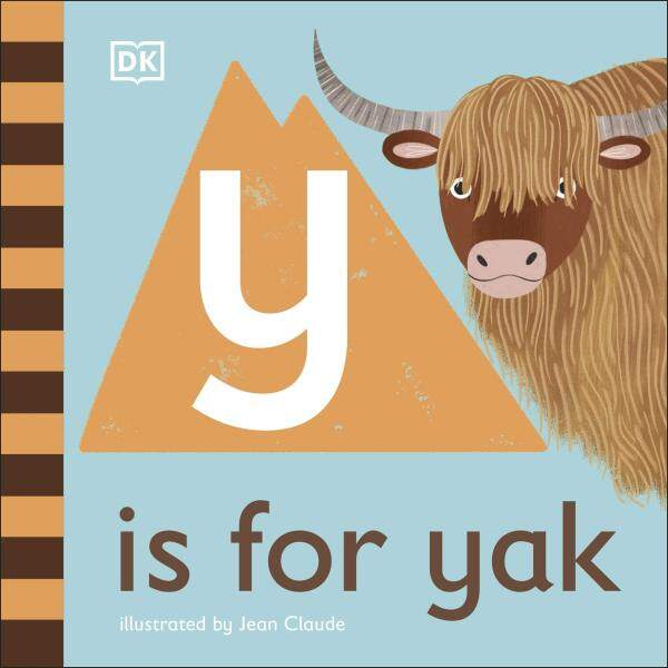 Y is for Yak + EXCLUSIVE FREE GIFTS Malaysia