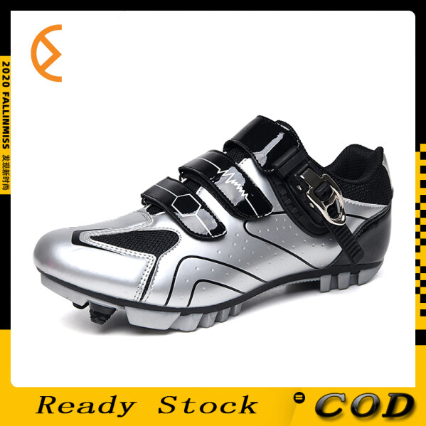 Cycling Shoes Road Bike Cycling Shoes mtb Ultralight Bicycle Sneakers Self-locking Cycling Shoes mtb for Men Professional Breathable Mountain bike shoes Cycling Shoes for Women 【37-45】 giá rẻ