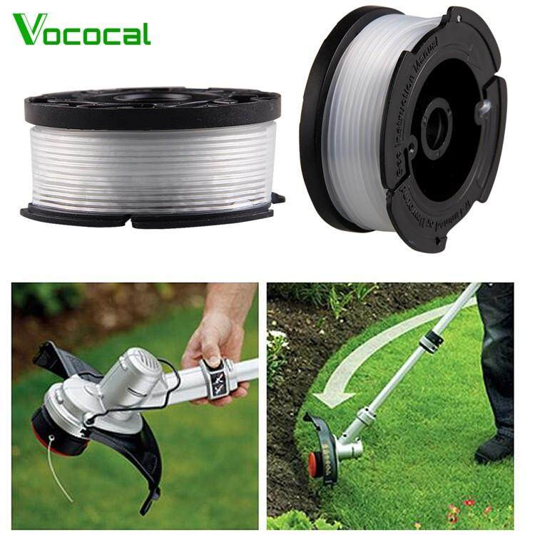 Vococal 4PCS 30ft Replacement Autofeed Spools Line String Compatible with BLACK+DECKER AF-100-3ZP Trimmer