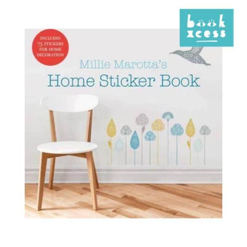 Millie Marottas Home Sticker Book Malaysia