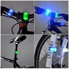 LED Nhấp Nháy Đuôi Đèn Flash Phía Sau Bóng Đèn Đèn Hậu Xe Đạp