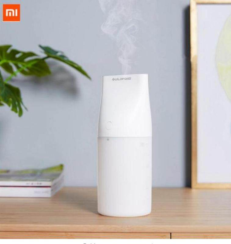 Original Xiaomi MIJA Guildford Portable Silent Desktop Humidifier with Night Light , Capacity: 320ml Singapore