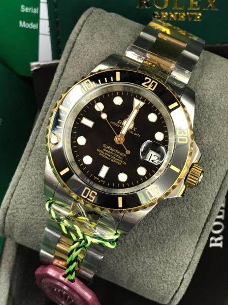 SPECIAL PROMOTION ROLEX_ANALOG STAINLESS STEEL AUTOMATIC WATCH FOR MEN Malaysia