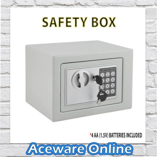 Digital Safety Box Safe Box Lock Storage Box Anti-Theft Security Box