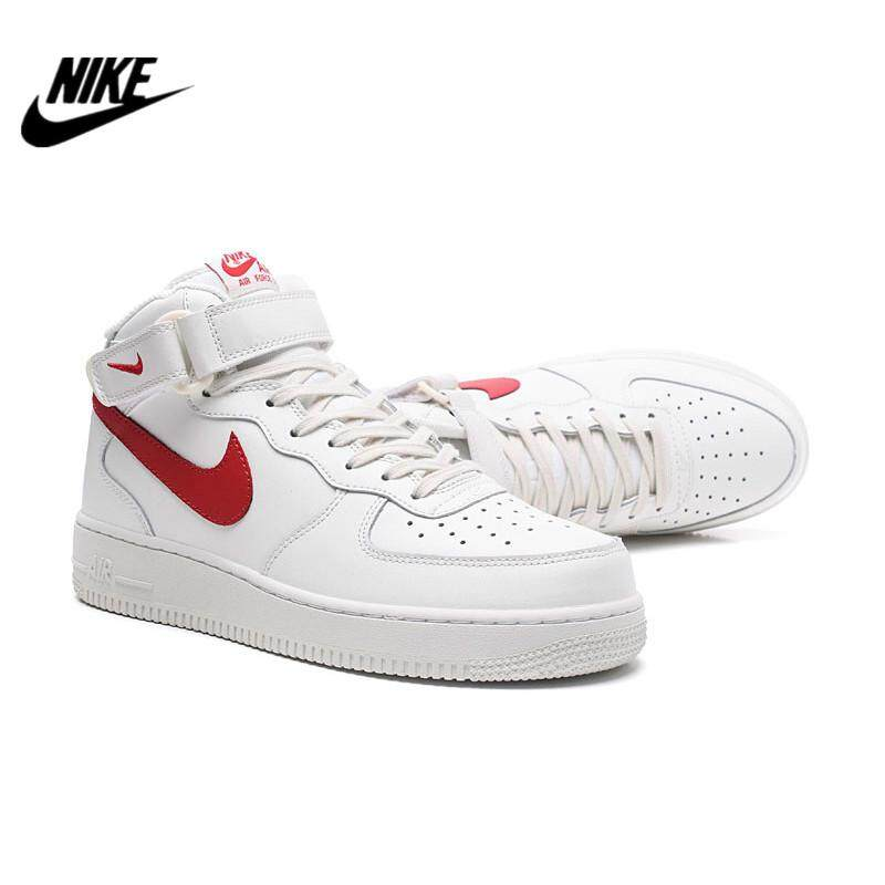 b3ad886c1e61 Nike men s shoes women s shoes AIR FORCE 1 MID AF1 Air Force No. 1 in