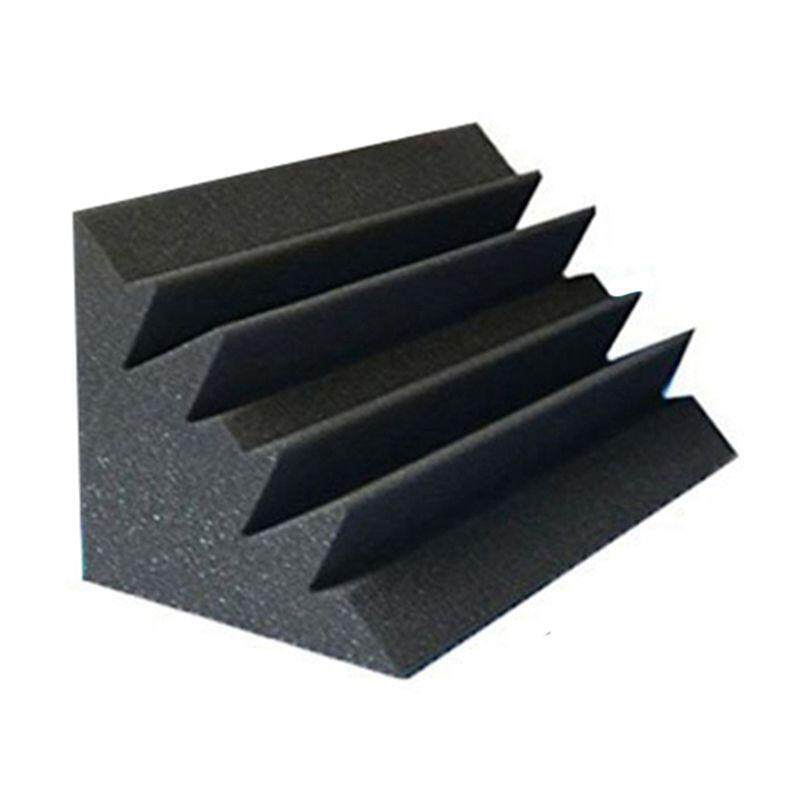 Corner Opposite Small Triple-Cornered Low Frequency Trap Sound Insulation Cotton Wall Sound Absorption Sponge Malaysia