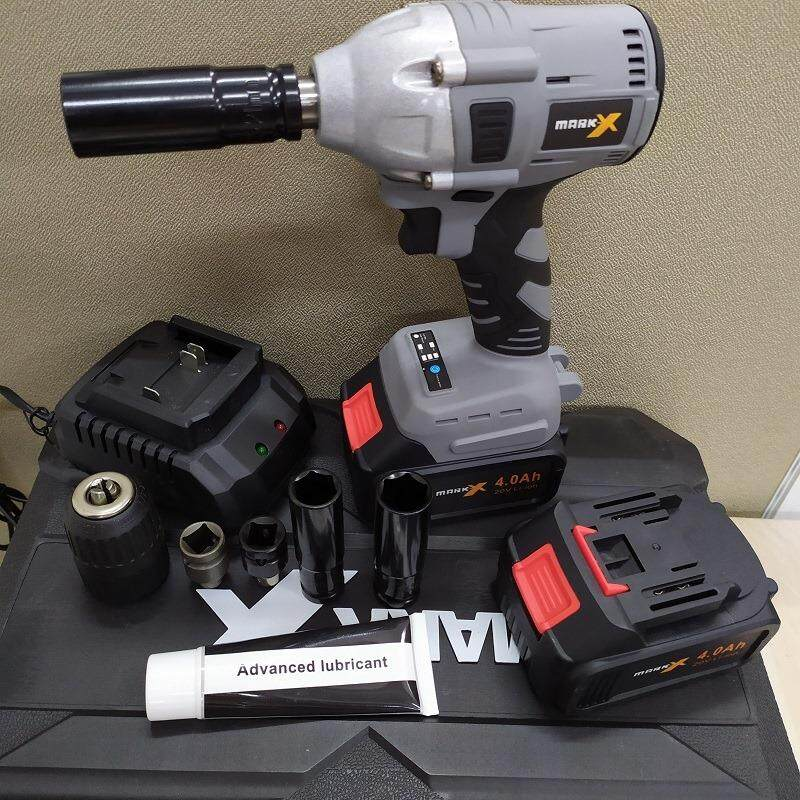 Mr.Mark MKX-2012-20.0V MARK-X 20V 4.0AH BRUSHLESS MOTOR IMPACT WRENCH