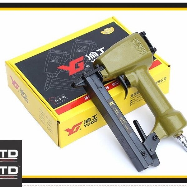 YUGO Air Nailer Air Nail Gun Pneumatic Air Stapler 1022J