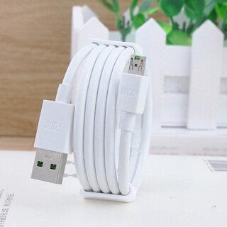 Bộ Chuyển Đổi Sạc OPPO VOOC, Bộ Chuyển Đổi USB 5V4A 20W Chính Hãng 100% Với Cáp Micro USB VOOC F5 F7 F9 R7 R9 R11 R11s R15 R17 [Chính Hãng 100%] thumbnail