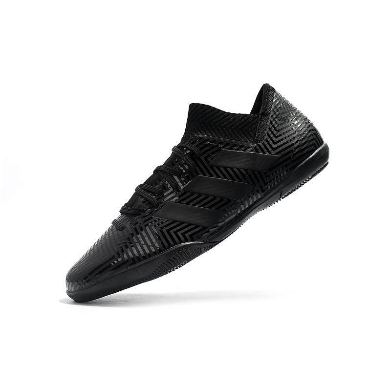 8058c5dc6b0 New Arrival Soccer Shoes Men s Tango 18.3 IC Flat Nemeziz Football Shoes  Sneakers Lace-Up