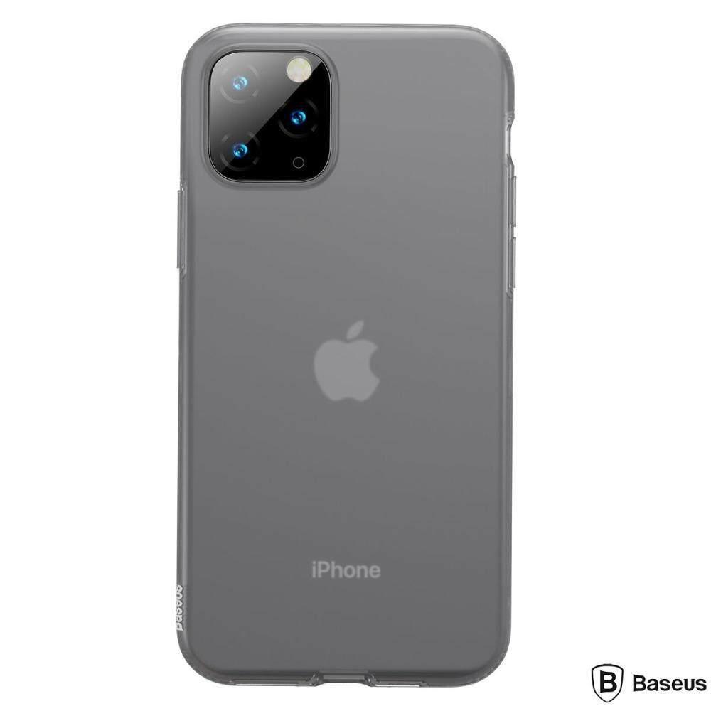BASEUS Casing untuk iPhone 11 Pro Max Case 6.5 Inci (2019) Silikon Cair Case 【Ready Stock】