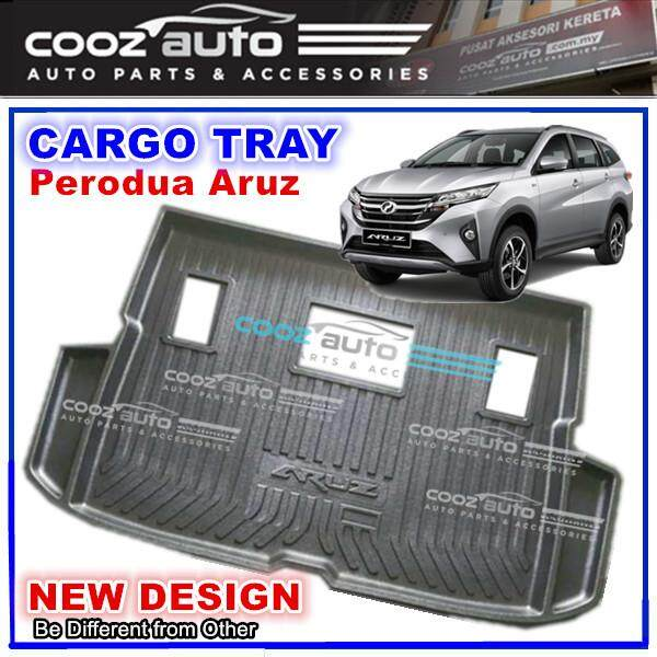 Perodua Aruz Luggage / Boot / Cargo Tray (h Model) By Cooz Auto Performance.