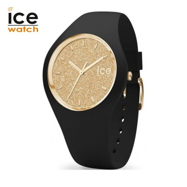 Ice-Watch ICE glitter - Black Gold (Small) Malaysia