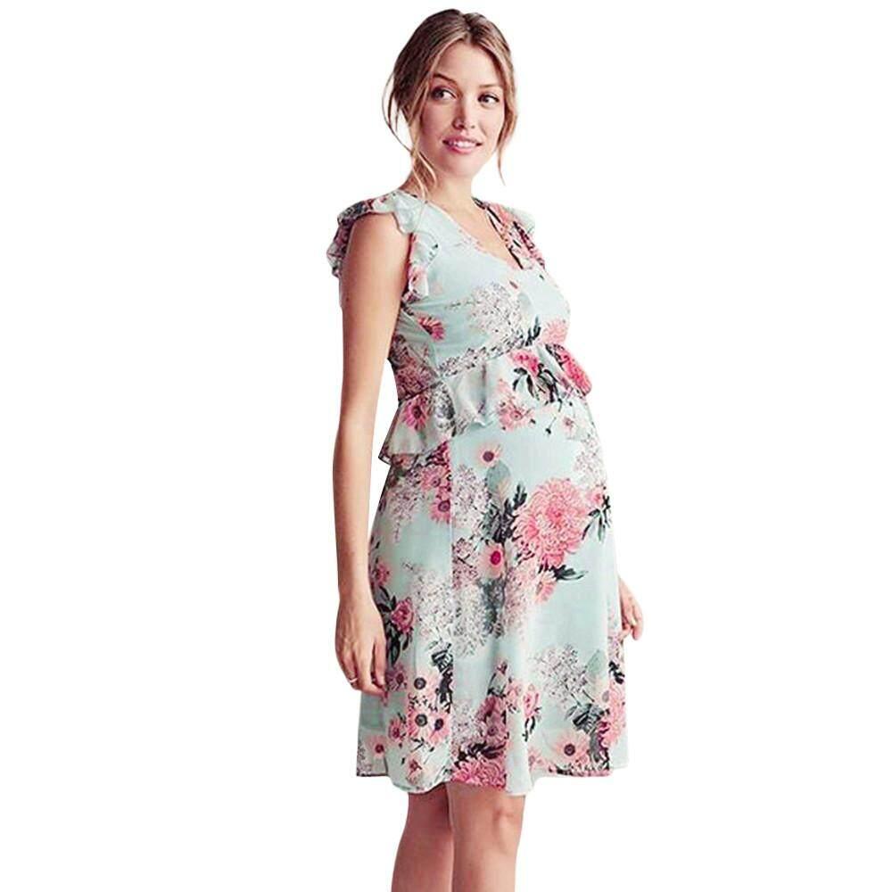 8d2e54f7da767 Buy Women Maternity Dresses Online | Lazada.sg