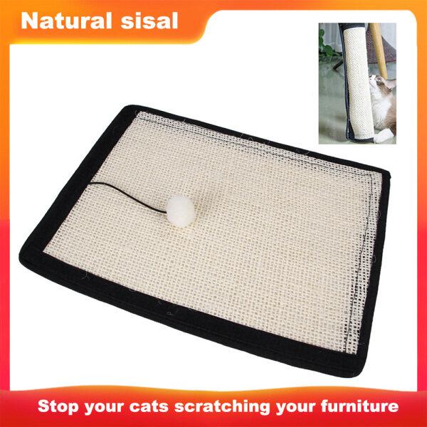 Mèo Cào Mat Sofa Shield Tự Nhiên Salu Đồ Nội Thất Ghế Bảo Vệ Mèo Cào Pad Loại 1